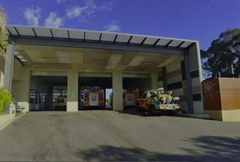 Daglish Fire Station